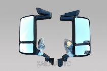 Side mirror 8202015/020-A17 for FAW J5P