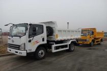 FAW Tipper 4×2 Mini Dump Truck
