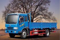 Faw 10 Ton Cargo Trucks J5K Light Truck