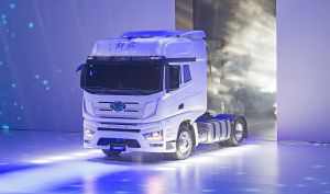 FAW Jiefang Releases New Brand Strategy and Launches J7 Truck